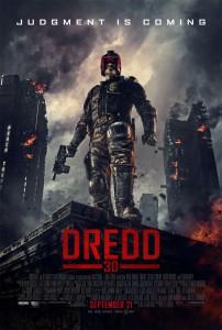 Affisch för Dredd (2012